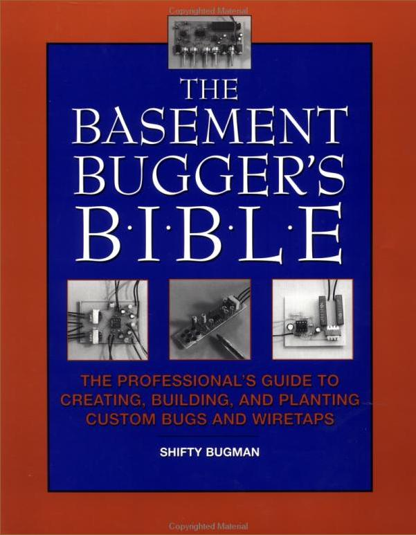 BASEMENT BUGGERS BIBLE